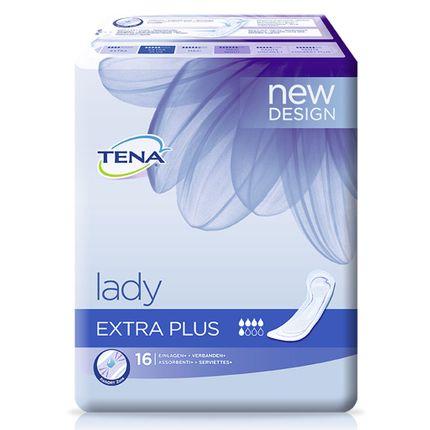 Tena Lady Extra Plus (16 Stück) bei mittlerer Blasenschwäche