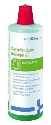 Desinfektions-Reiniger AF, 1000ml, Konzentrat zur Desinfektion & Reinigung im Sanitärbereich (Toiletten, Badewannen, Waschbecken, Fußböden, Wandflächen, Abflüsse)