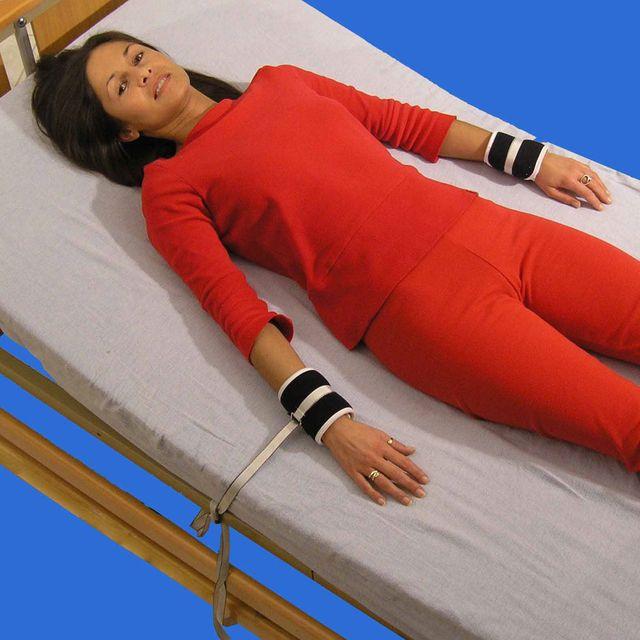 Biocare Soft Handgelenkfixation, gepolstert, mit Klett & Befestigungsbändern