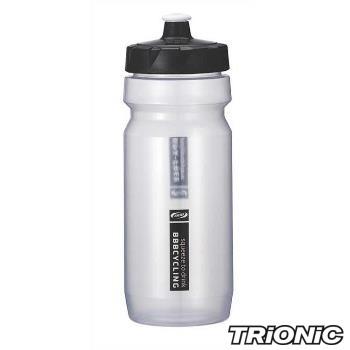 Trionic Hochwertige Sportflasche aus geruschslosem Kunststoff. Größe: 55 cl