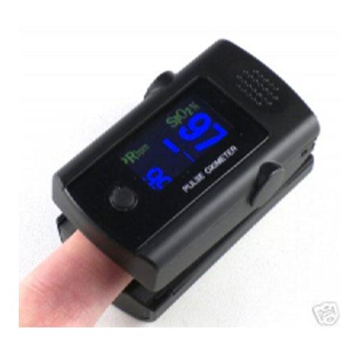 MD 300 C3 Fingerpulsoximeter mit Signalton Messung der Hämoglobinsättigung + der Herzfrequenz