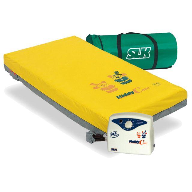 SLK KiddyCare Pulsations-Komplettersatzsystem Wechseldruckmatratze für Kinder (140x70cm) (AV)