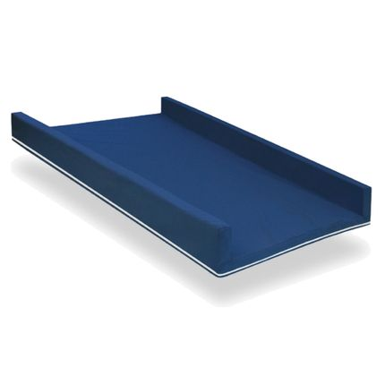 SLK Frame 90/120 Rahmen für Wechseldruckmatratze Sondermaß zur Verwendung im Pflegebett (120 cm Bett-Schaumstoffrahmen für 90 cm Dekubitus-Matratze) 001