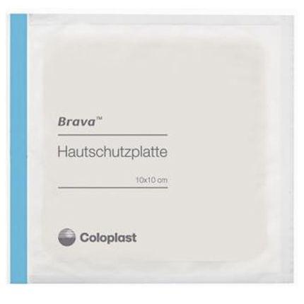 Coloplast Brava Hautschutzplatte 20 x 20 cm Packungseinheit: 5 Stück