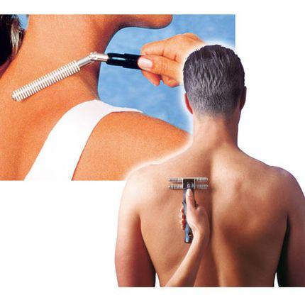 Dermapunktur Antischmerz-Roller kleine Nadeln - große Wirkung