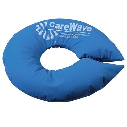 CareWave Ringkissen - Lagerungskissen zur optimalen Kopflagerung Lagerungshilfe