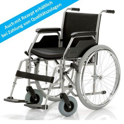 Meyra 3.600 Service Rollstuhl, nach deutschen Qualitätsmaßstäben konstruiert, bis 120 kg