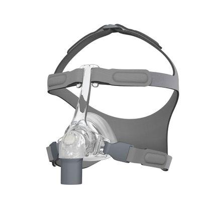 Fisher & Paykel Eson Nasen-Maske, CPAP-Maske für die Schlaftherapie, inkl. Kopfband, inkl. 2 Maskenaufsätze
