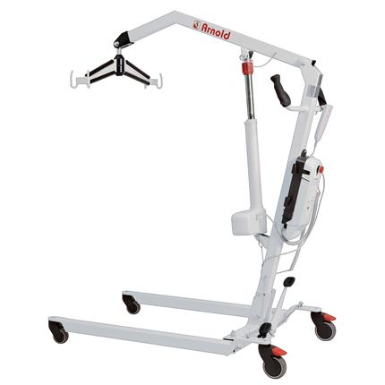 Rebotec Patientenlifter Arnold 150 praktische und einfache Bedienung