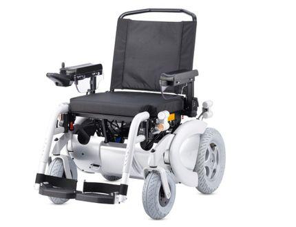 Bischoff & Bischoff Elektrorollstuhl Neo XXL, der kräftige elektrische Rollstuhl bis 200kg, 6-10 km/h,