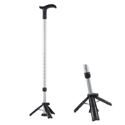 Rebotec Simplex Gehstock mit Flap Foot System 001