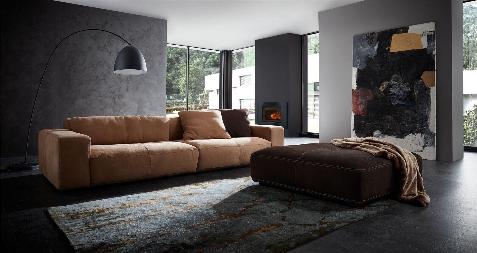 Ledercouch Ledersofa Online Kaufen Dewall Design
