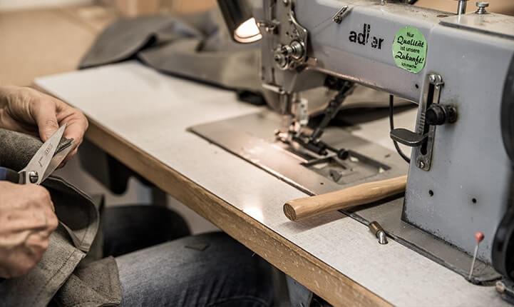 Erfahre mehr über unsere Manufaktur