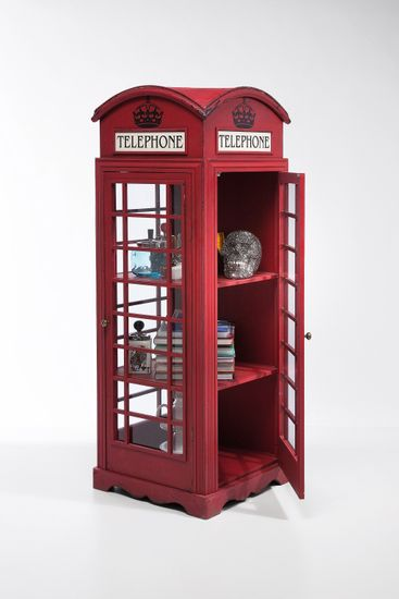 Schrank London Telephone