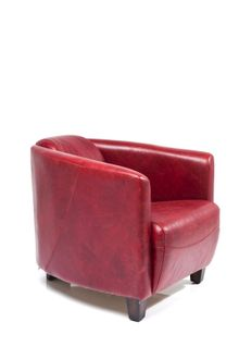 Sessel Cigar Lounge Red - 2
