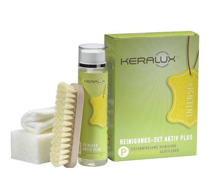 Keralux® Reinigungs-Set Aktiv Plus
