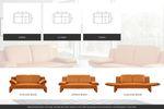 Ledergarnitur Vibe SG inkl. Relaxsessel – Bild 9