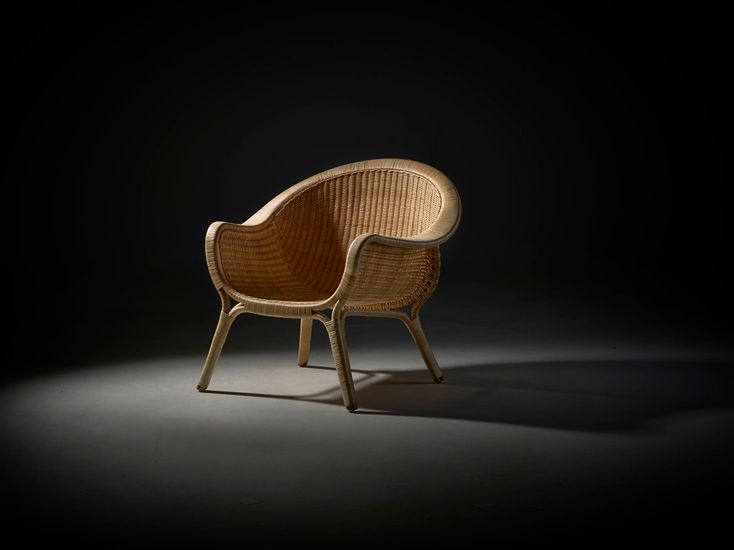Rattan Sessel Madame - Design by Nanna Ditzel