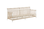Outdoor Rattan Bank Caroline – Bild 2