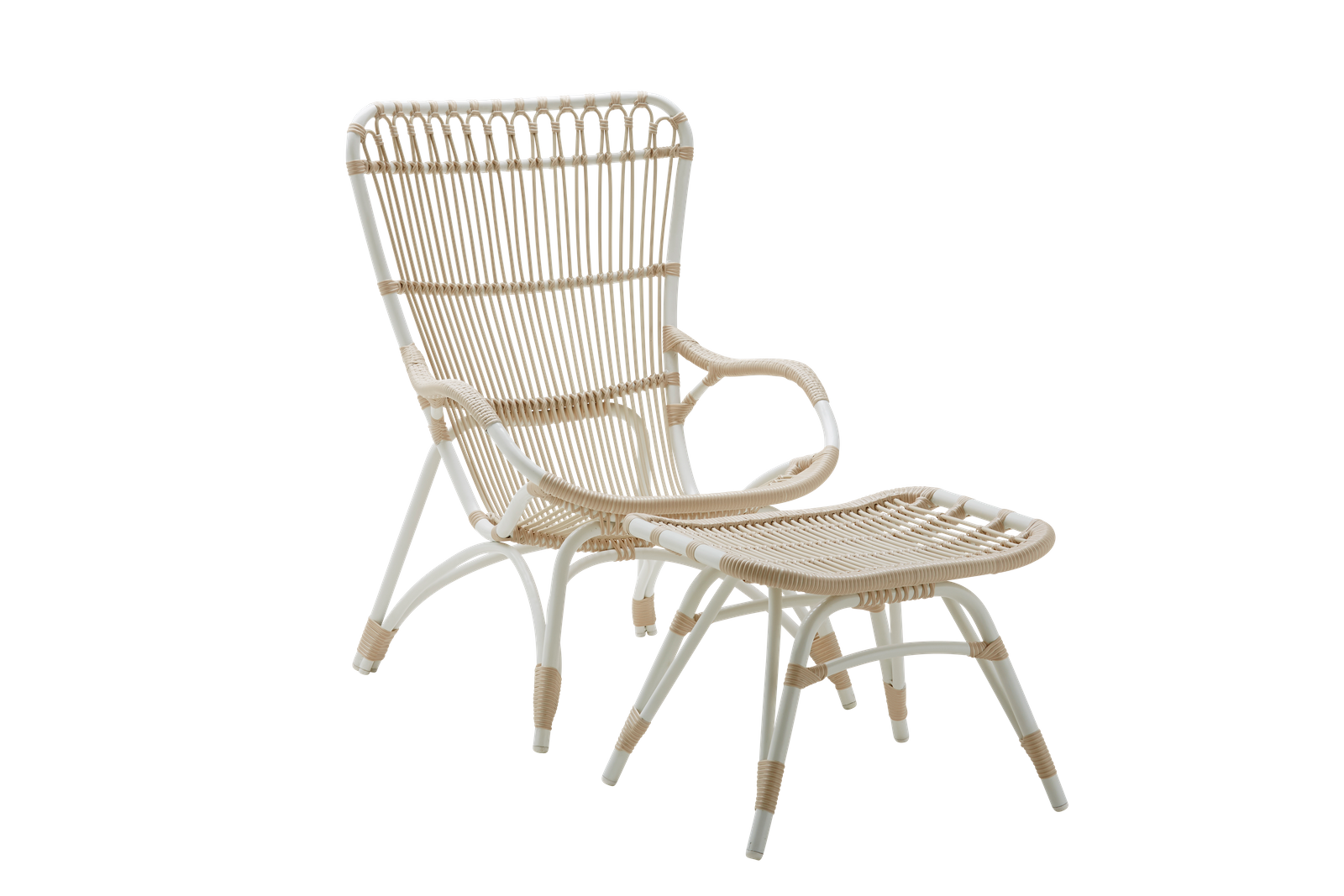 Sika design outdoor rattan stuhl monet for Rattan design stuhl