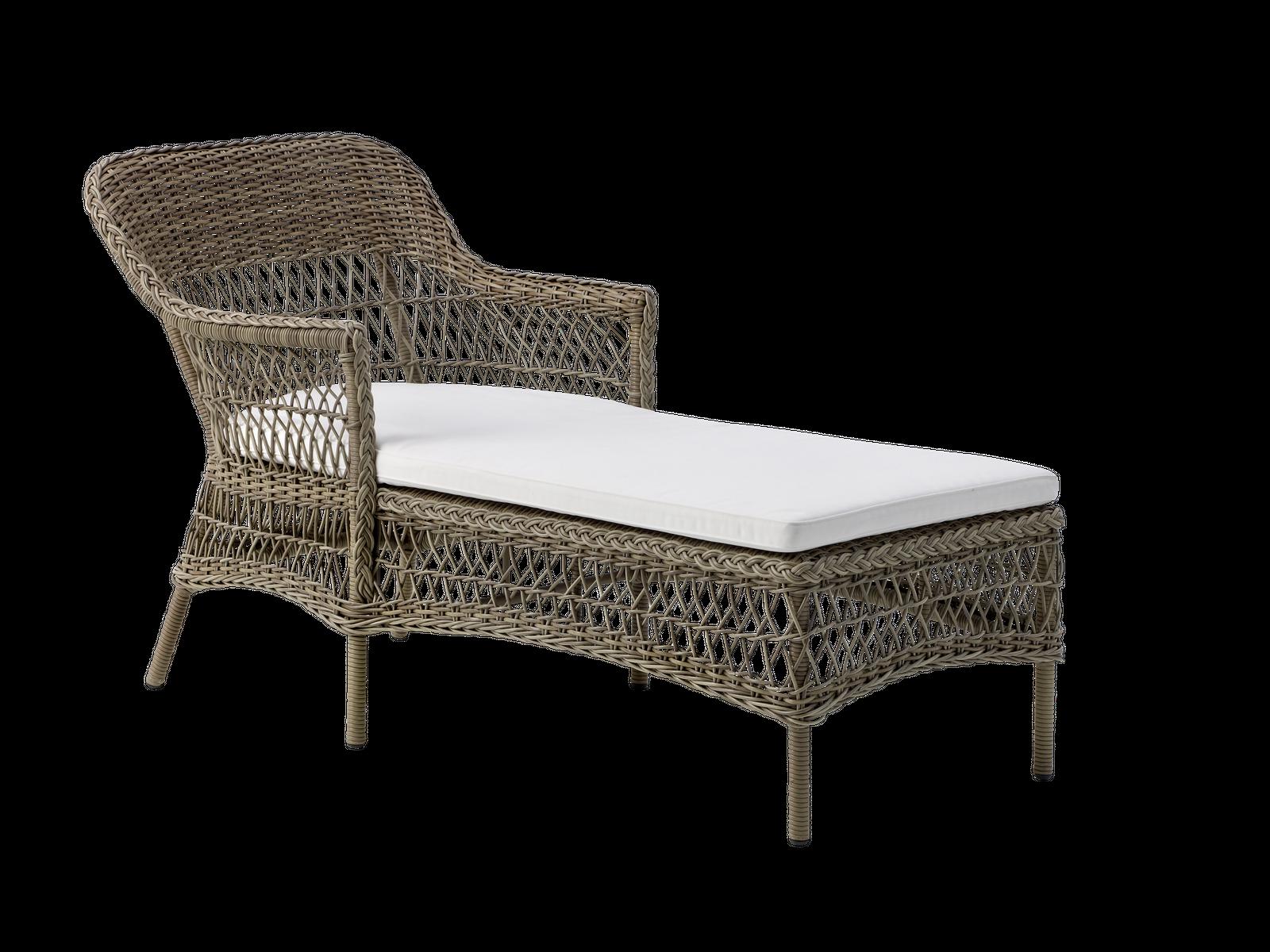 sika design outdoor rattan liege olivia mit kissen. Black Bedroom Furniture Sets. Home Design Ideas