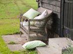 Outdoor Rattan 2-Sitzer Charlot
