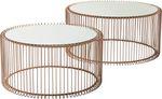 Couchtisch Wire Copper (2/Set) – Bild 2