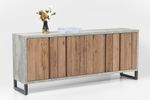 Sideboard Seattle 4 Türen 001