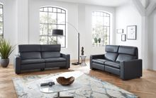 sofa ledersofa nach ma online kaufen dewall design. Black Bedroom Furniture Sets. Home Design Ideas