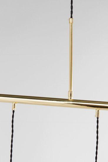 Hängeleuchte Pole Brass Six