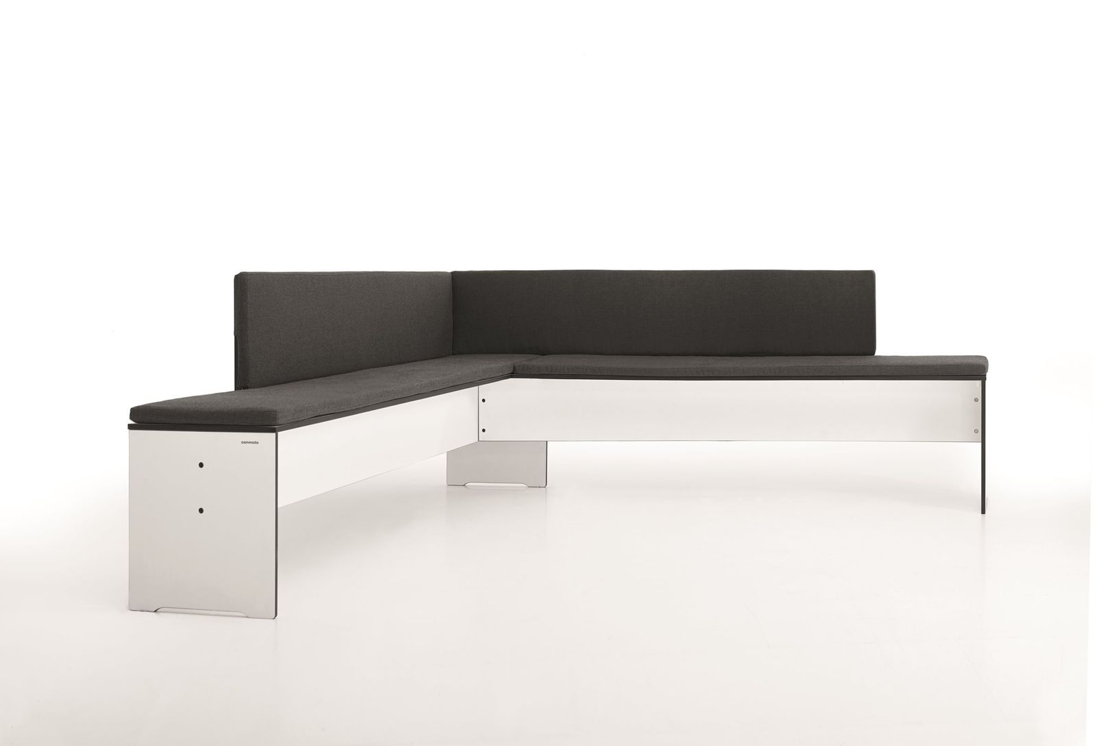 conmoto riva eckbank mit r ckenlehne 216x194 cm farben und zubeh r w hlbar. Black Bedroom Furniture Sets. Home Design Ideas