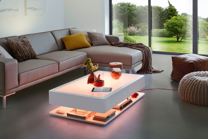 Couchtisch Ora Home LED Pro