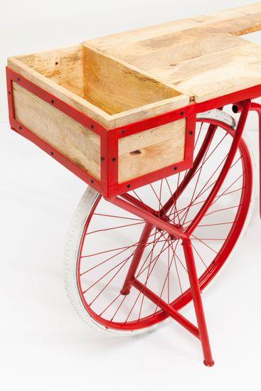 Konsole Bike Rot