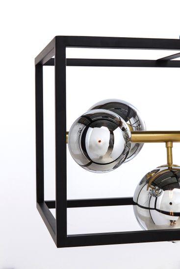 Hängeleuchte Balloon Cube 45x75cm