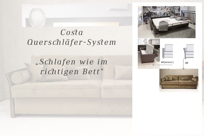Schlafsofa Costa Swing