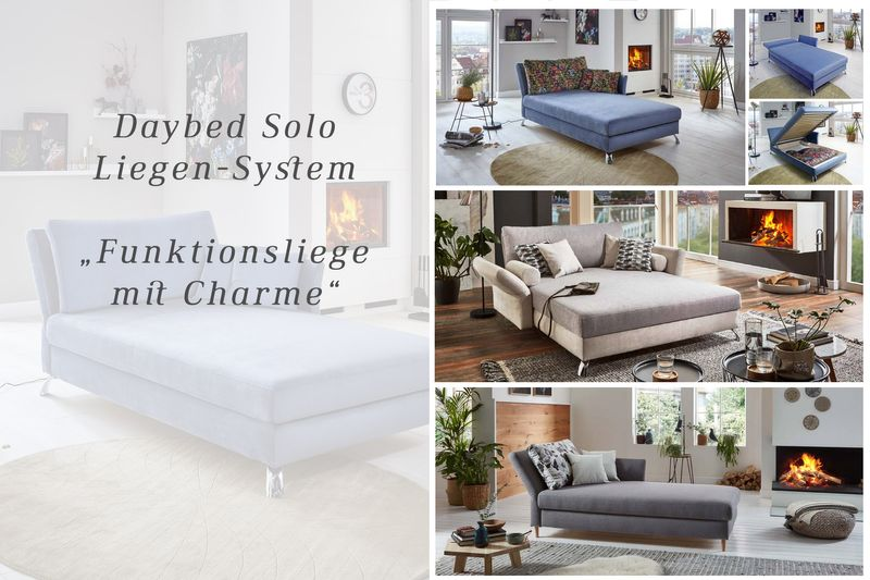 Daybed Solo