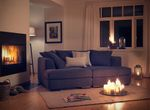 Furninova Loveseat Night Promo