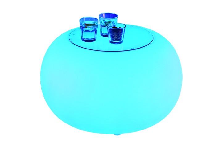 Beistelltisch Bubble Outdoor LED