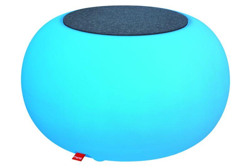 Beistelltisch Bubble Indoor LED Pro Accu