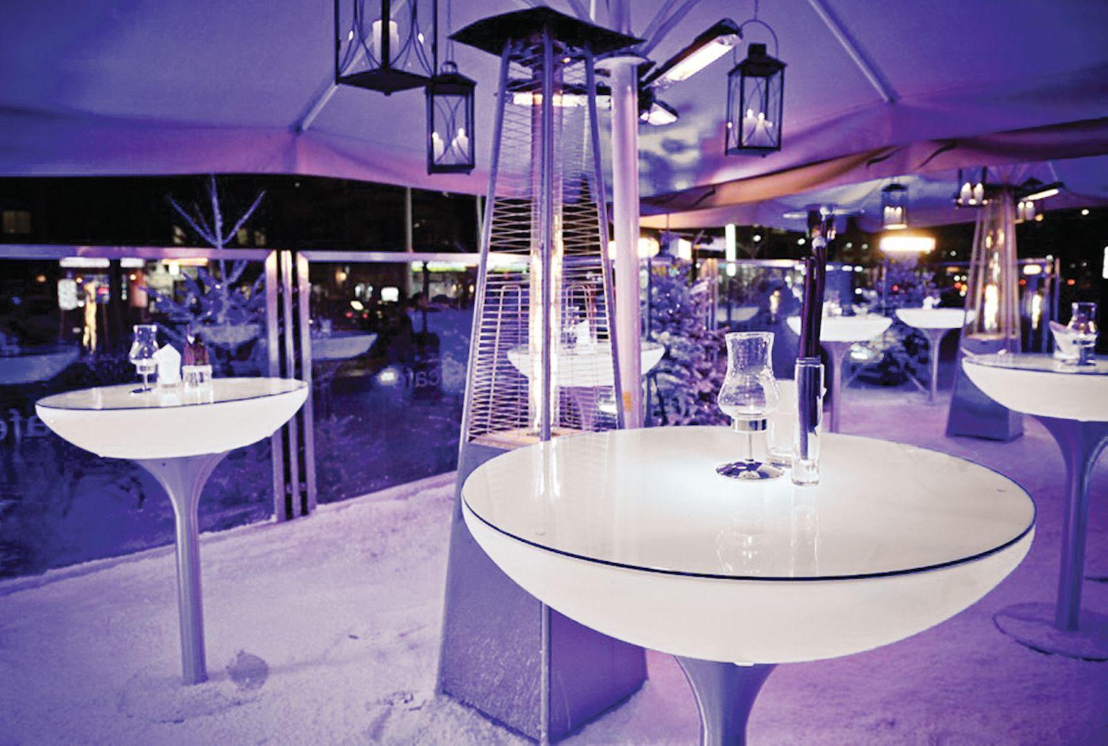 Stehtisch Lounge 105 Outdoor