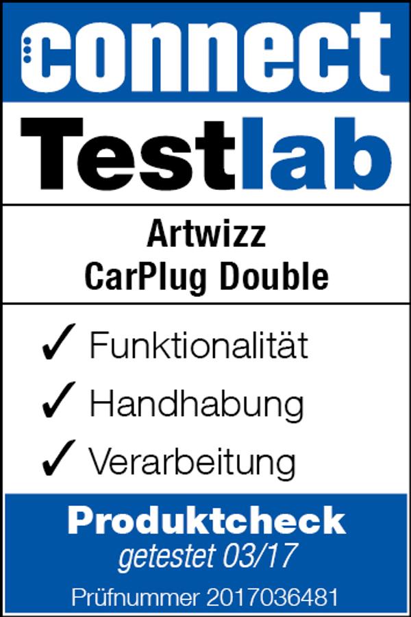 CarPlug Double USB-A Review Connect