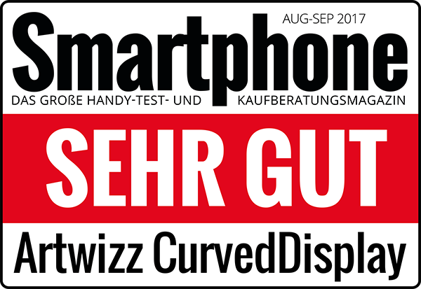 CurvedDisplay Android Review Smartphone Magazin