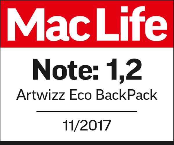 Eco BackPack Review MacLife
