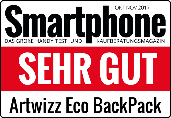 Eco BackPack Review Smartphone Magazin