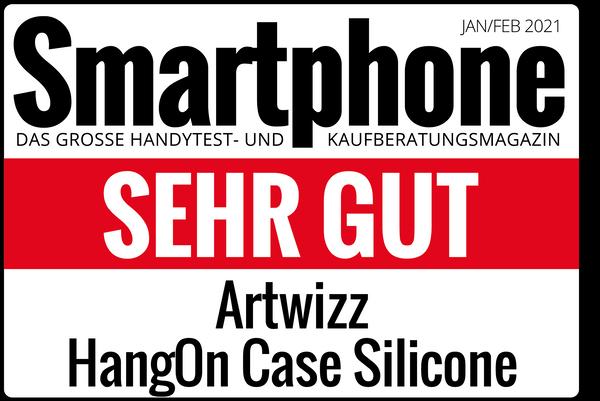 HangOn Case Silicone Review Smartphone Magazin