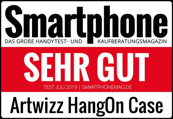 HangOn Case Review Smartphone Magazin