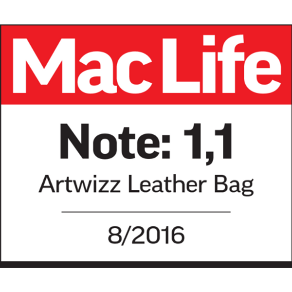 Leather Bag Review MacLife
