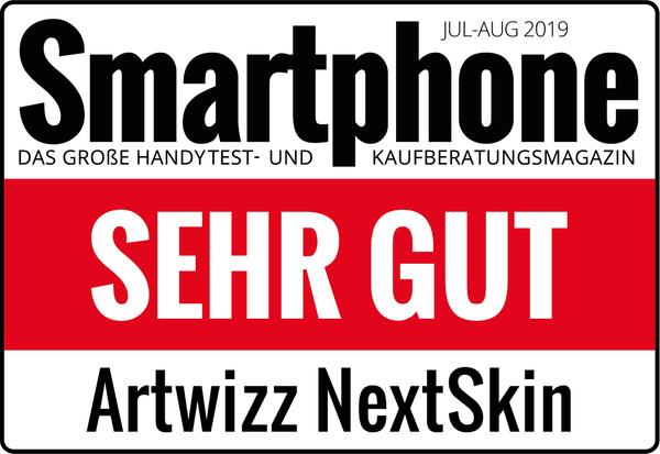 NextSkin Review Smartphone Magazin