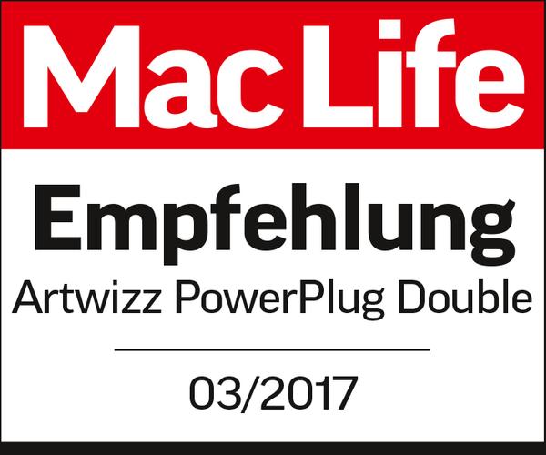 PowerPlug Double USBA Review MacLife