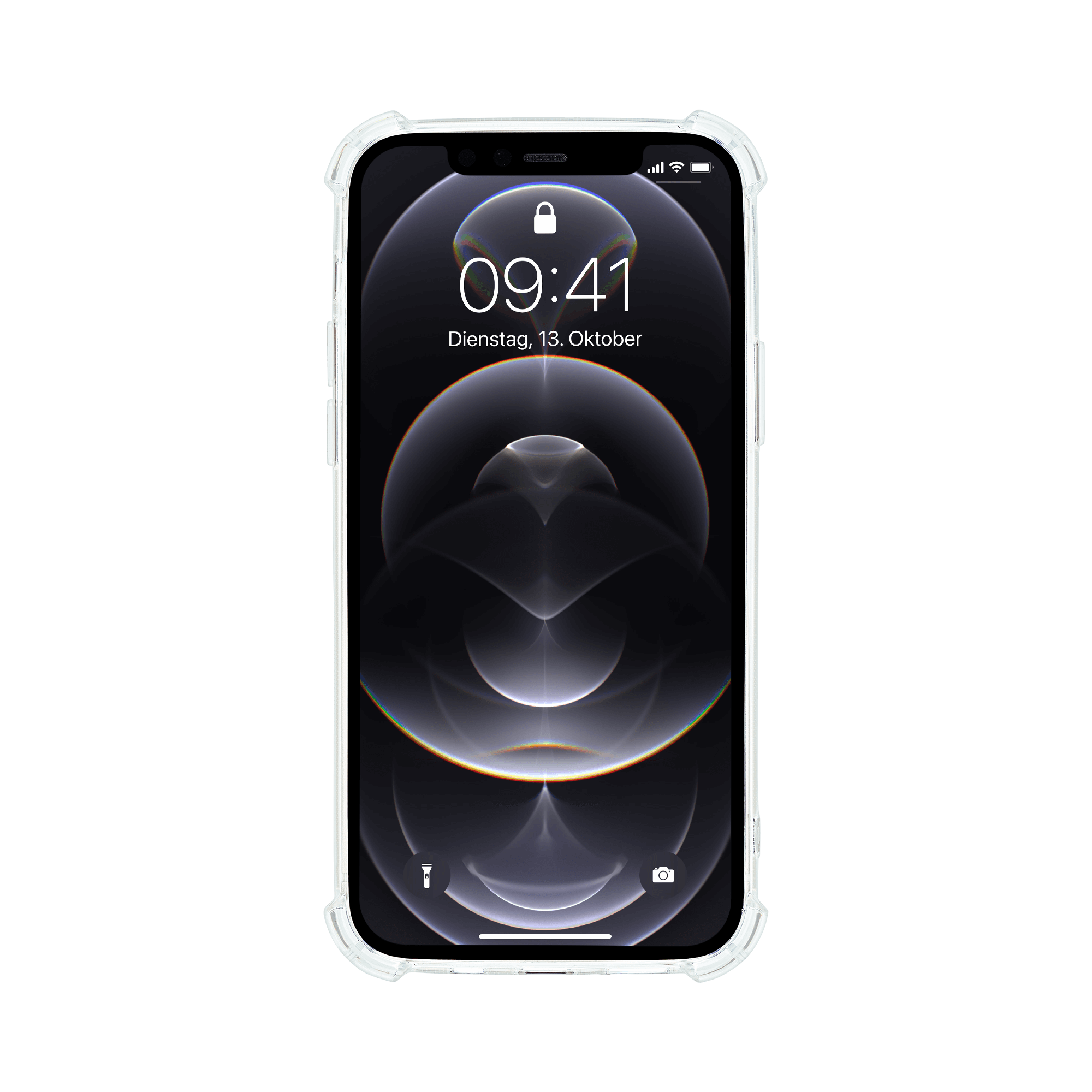 Protection Clear Case Properties